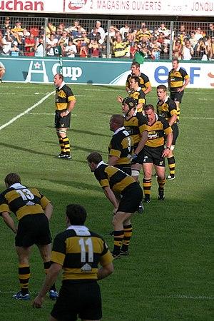 Wasps RFC - Wasps v. Perpignan in 2006