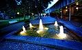 Wasser in vielen Variationen im Bad Mergentheimer Kurpark. 03.jpg