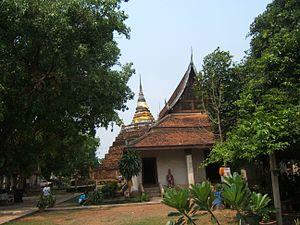 Wat Ratchaburana Chedi
