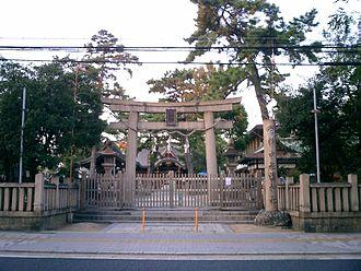 Watatsumi - Watatsumi Shrine in Tarumi-ku, Kobe