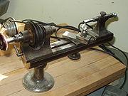 Watchmaker's lathe