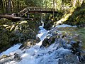 Waterfall at Opal Creek Wilderness in Oregon 2.jpg