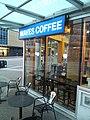 Waves Coffee, Coal Harbour, Vancouver (2013).jpg
