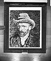 Weer schilderij van Van Gogh in Van Gogh Museum in Amsterdam zwaar beschadigd (z, Bestanddeelnr 929-6882.jpg