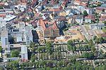 Weiden Oberpfalz Klinikum Augustinerseminar 22 Mai 2016.JPG