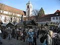 Weihnachtsmarkt in Freiburg, Rathausplatz 2.jpg