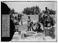 Well of the Magi on way to Bethlehem LOC matpc.06289.jpg