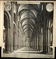 Wenceslas Hollar - St. Paul's. The nave (State 1).jpg