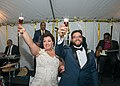 Wendell Brunious at Brandon and Megan Wedding New Orleans Nov 2016 01.jpg