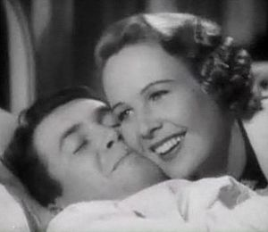 Wendy Barrie - With James Stewart in Speed (1936)