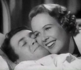 Wendy Barrie - With James Stewart in Speed (1936)
