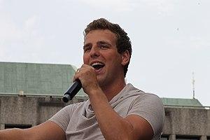 Wesley Klein - Wesley Klein during his performance at Hart voor Muziek in Eindhoven, the Netherlands.