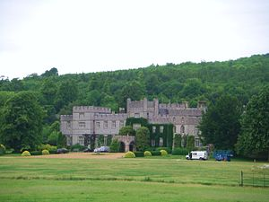West Dean, West Sussex - Image: West Dean House (2)