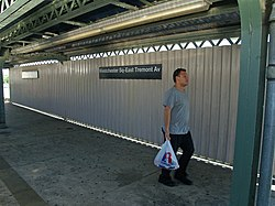 Westchester Square–East Tremont Avenue (IRT Pelham Line) by David Shankbone.jpg