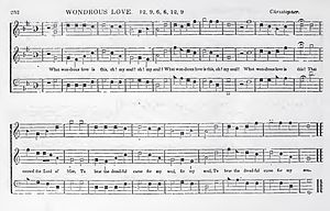 What Wondrous Love Is This - Image: What Wondrous Love