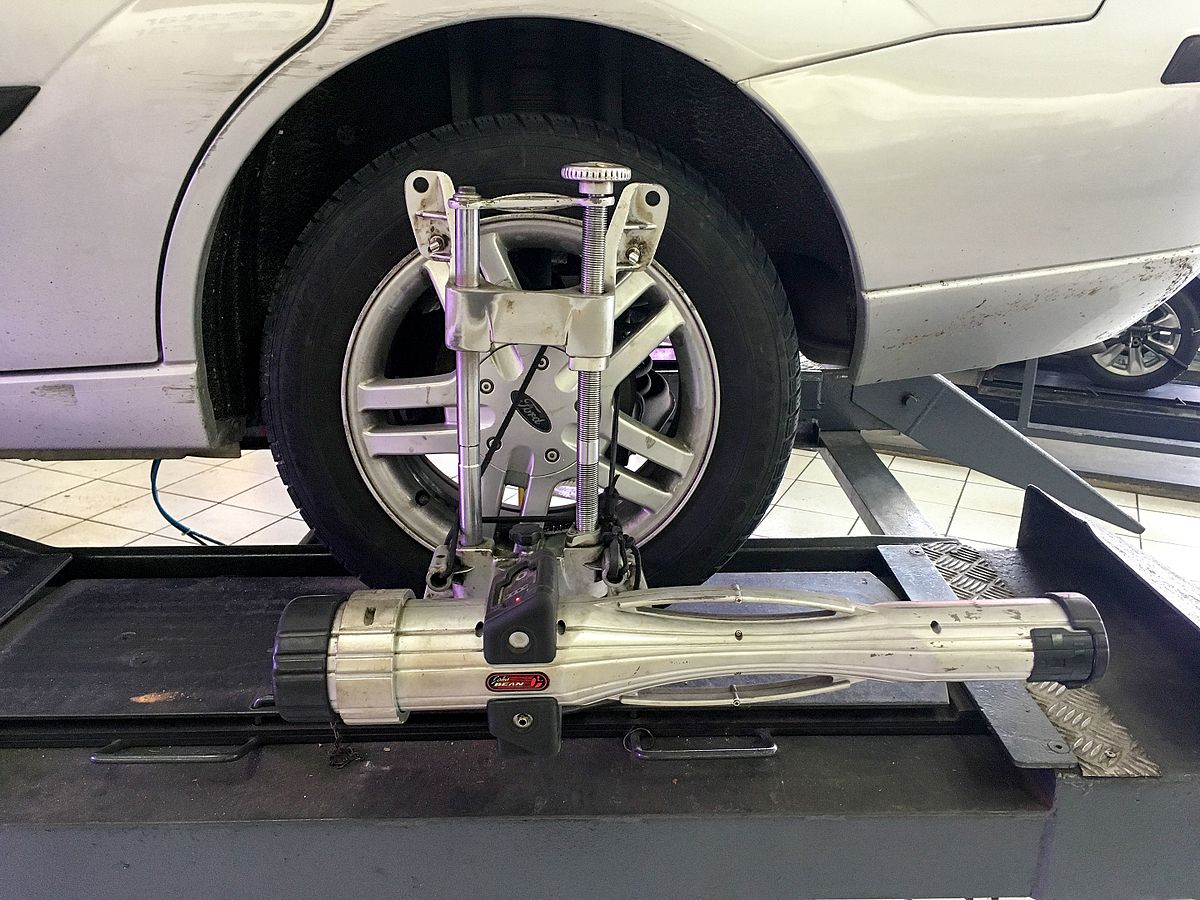 Wheel Alignment Wikipedia