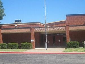 Wheeler, Texas - Image: Wheeler School, Wheeler, TX IMG 6132