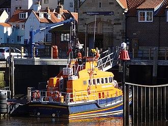 Whitby Lifeboat Station - Whitby Lifeboat Station