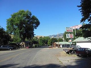 White Bird, Idaho Town in Idaho, United States