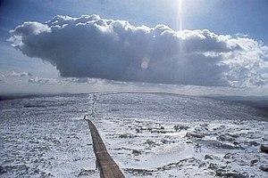 Djouce - Image: White Hill