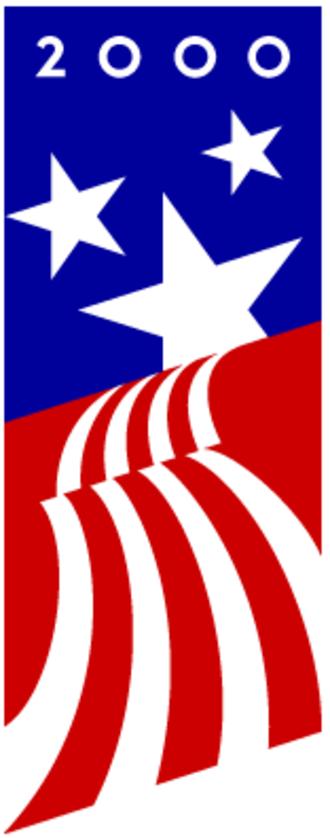 White House Millennium Council - White House Millennium Council logo