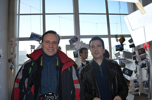 Wiki Loves Monuments Ukraine 2013 Exhibition 149.JPG