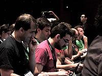 Wikimanía 2015 -Day 3- Opening Ceremony -LMM- México DF.jpg