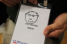 Wikimania 2012 - Rock drum 13.JPG