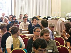 Wikimedia Foundation 2013 All Hands Offsite - Day 1 - Photo 25.jpg