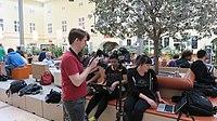 Wikimedia Hackathon 2017 IMG 4751 (33966283424).jpg