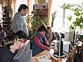 Wikiworkshop in Vovchansk 2018-11-03 by Наталія Ластовець 36.jpg
