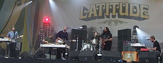 Latitude Festival - The Slow Wonder, 2007