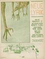 Wilhelm Jordan Neue Lyric Poster 1899.png