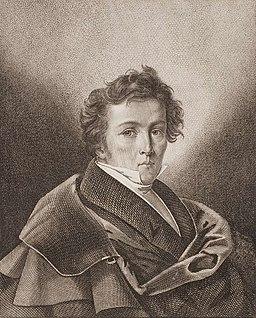 Wilhelm Müller by Schröter