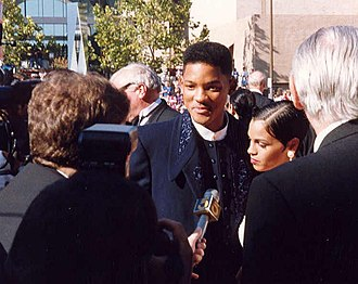 Will Smith - Smith at the Emmy Awards in 1993