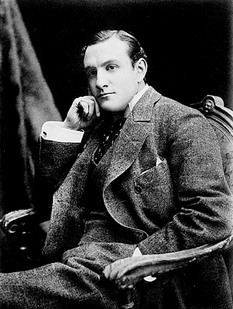 William A. Chanler - William Astor Chanler in 1896