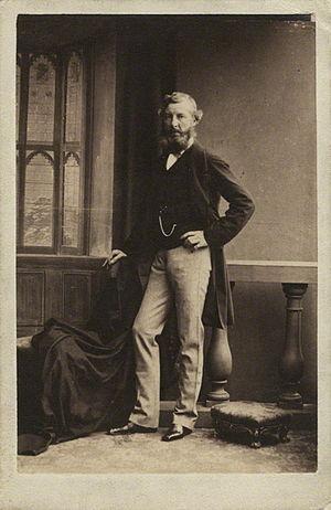 William Montagu, 7th Duke of Manchester - The Duke of Manchester, 1860