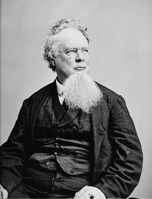 William Gilmore Simms - William Gilmore Simms, circa 1860