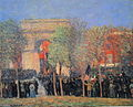 William Glackens - Italo-American Celebration, Washington Square.JPG