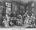 William Hogarth - Marriage à la Mode, Plate 1, (The Marriage Contract) - Google Art Project.jpg