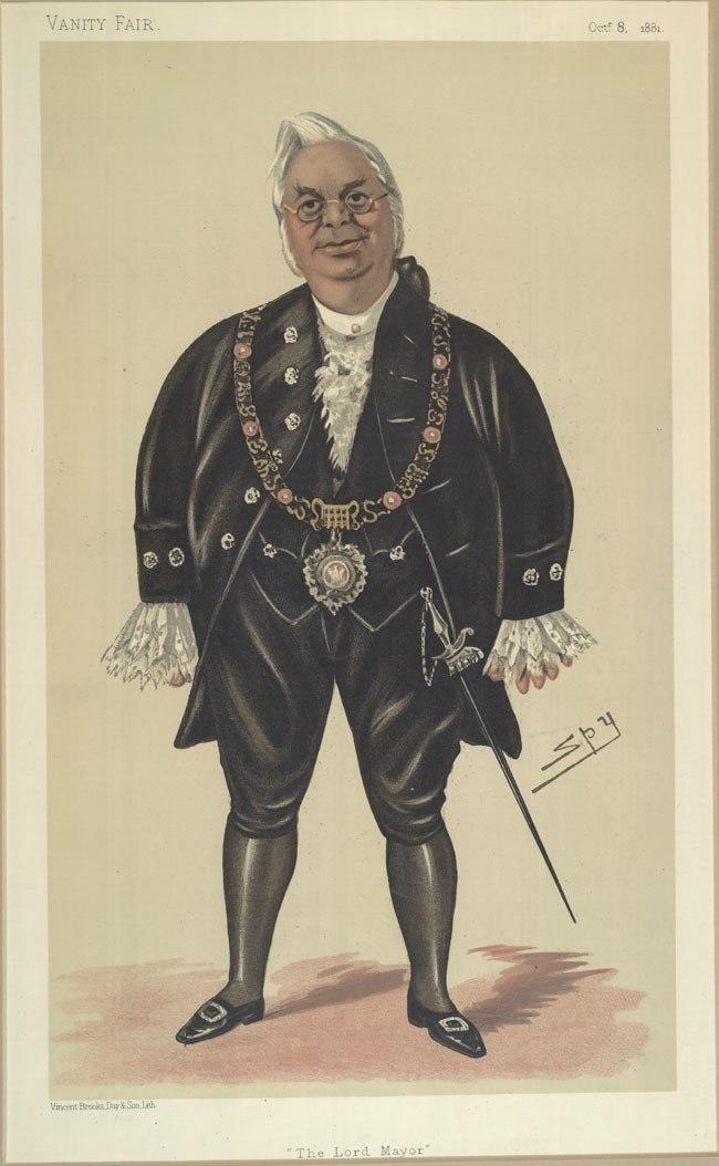 William McArthur, Vanity Fair, 1881-10-08