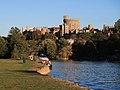 Windsor Castle, across the River Thames.jpg