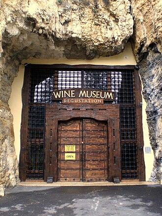 Bulgarian wine - The Wine Museum in Pleven