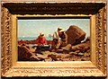 Winslow homer, i costruttori di barche, 1873.jpg