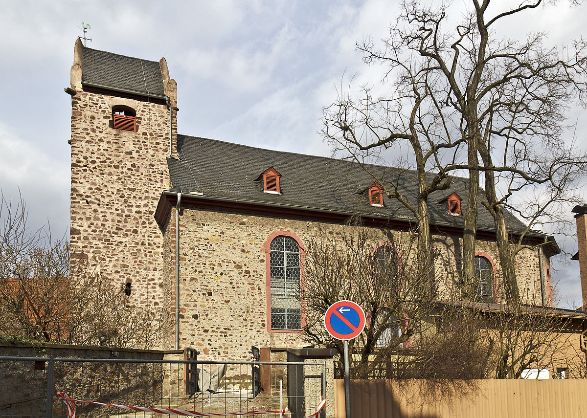 Evangelische Kirche Darmstadt