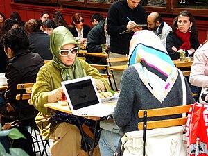 Headscarf rights in Turkey - Some women in Turkey wear headscarves