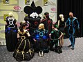 WonderCon 2011 Masquerade - Main Grid Electrical Parade (Disney characters Tron-ified) (5594666046).jpg