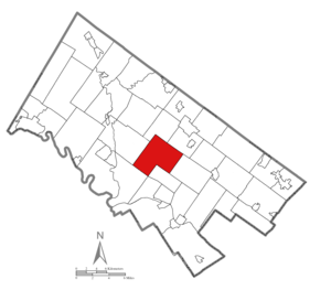 Worcester Township, Montgomery County, Pennsylvania - Image: Worcester Township Montgomery County