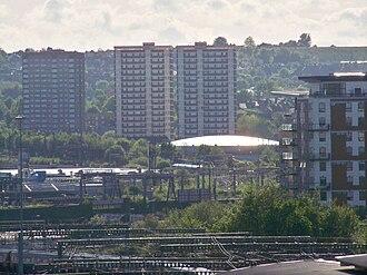 Wortley, Leeds - Image: Wortley Overview