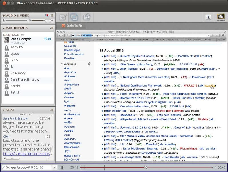 Wikipedia:How to write Simple English pages
